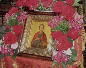 Престольный праздник 2013 год