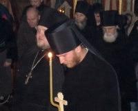 Монашеский постриг 30 ноября 2013 года