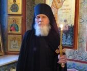 Монашеский постриг 4 апреля 2014 года