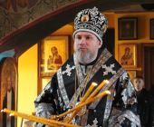 Архиерейское богослужение в Великую Среду